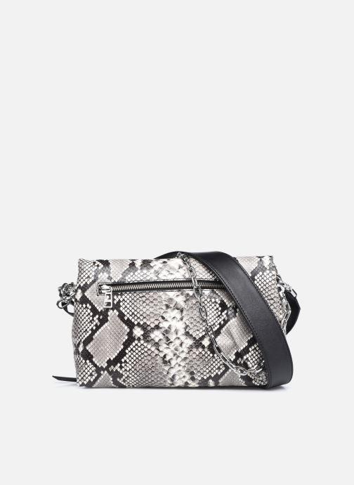 Handtaschen Zadig & Voltaire ROCKY wild schwarz ansicht von vorne
