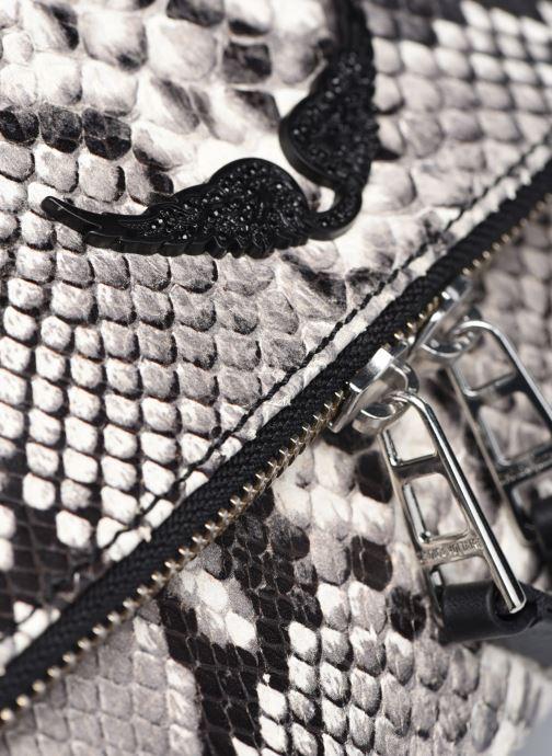 Handtaschen Zadig & Voltaire ROCKY wild schwarz ansicht von links