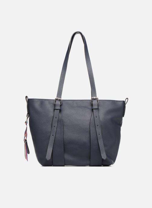 Handtassen Esprit Liz Shopper Blauw detail