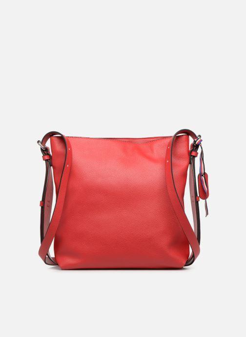 Handtaschen Esprit Liz Middle Shoulder Bag rot ansicht von vorne