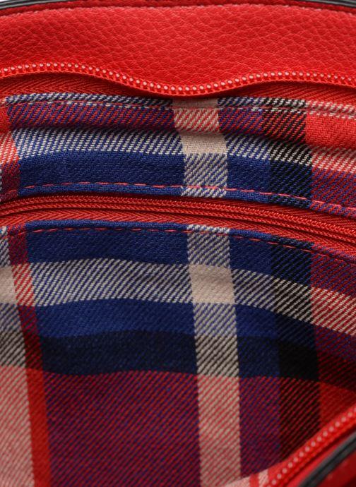 Sacs à main Esprit Liz Middle Shoulder Bag Rouge vue derrière