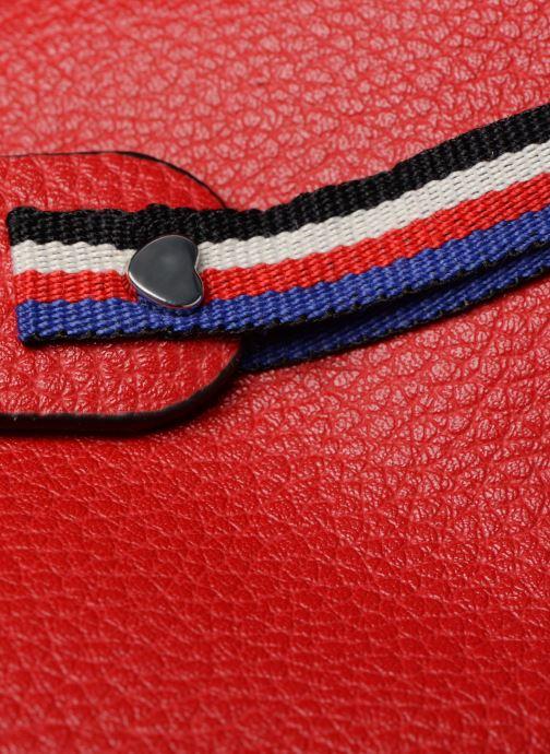 Sacs à main Esprit Liz Middle Shoulder Bag Rouge vue gauche
