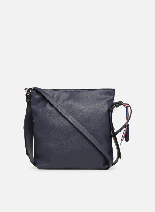 Handtassen Esprit Liz Middle Shoulder Bag Blauw voorkant