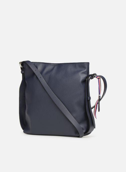 Handtassen Esprit Liz Middle Shoulder Bag Blauw rechts