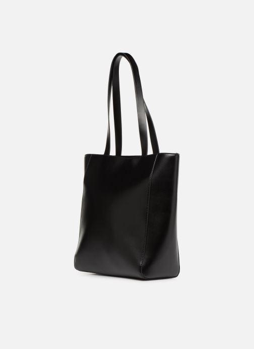 Sacs à main Esprit Lara Shopper Noir vue droite