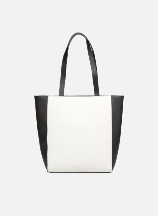 Handbags Esprit Lara Shopper White front view