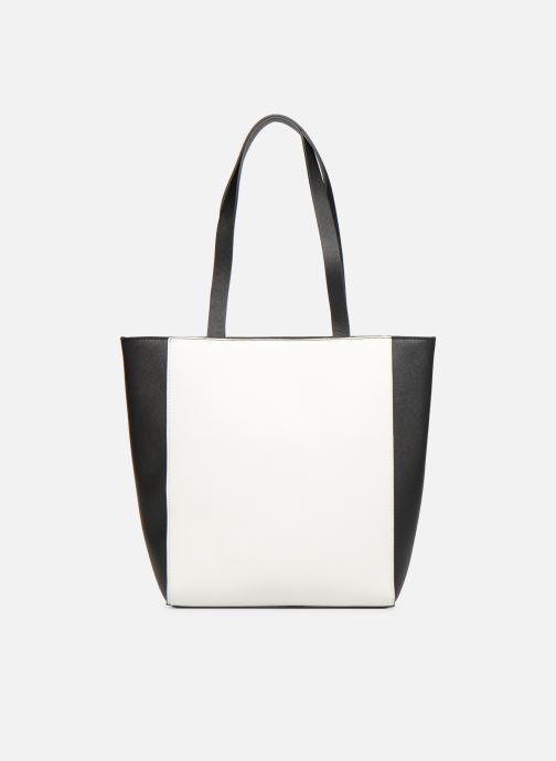 À Shopper White Main Esprit Lara Off Sacs OwPk8Xn0