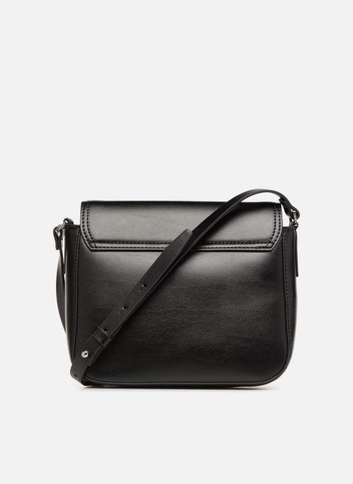Handtassen Esprit Lara Shoulder Bag Zwart voorkant