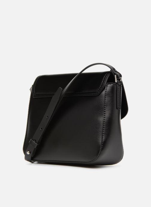 Handtassen Esprit Lara Shoulder Bag Zwart rechts