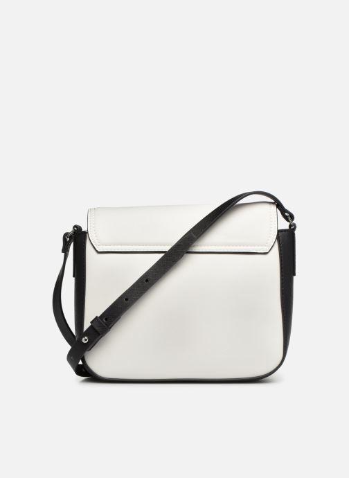 Borse Esprit Lara Shoulder Bag Bianco immagine frontale