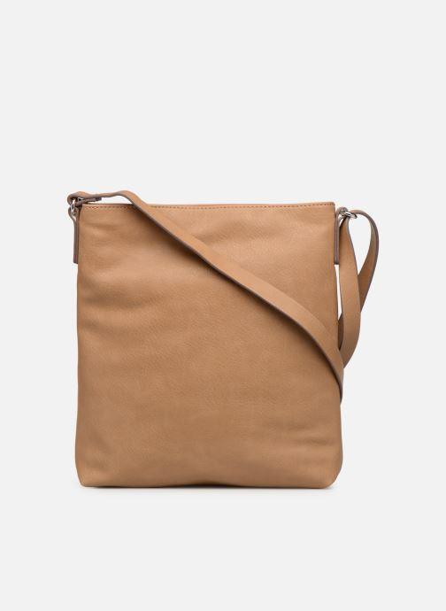 Handbags Esprit Lexi Shoulder Bag Beige front view