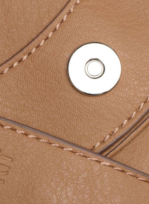 Handtassen Esprit Lexi Crossbody Beige achterkant