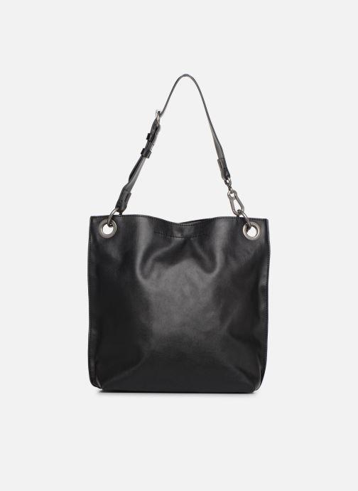 Handtaschen Esprit Lili Hobo schwarz ansicht von vorne