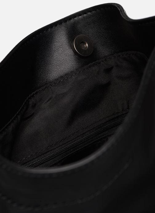 Handtaschen Esprit Lili Hobo schwarz ansicht von hinten