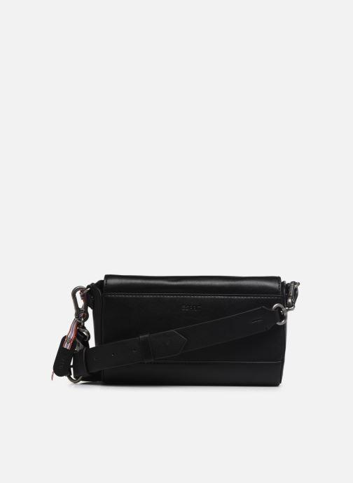 Bolsos de mano Esprit Lili Shoulder Bag Negro vista de frente