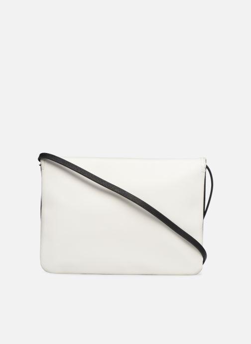 Borse Esprit Lara Clutch Bianco immagine frontale