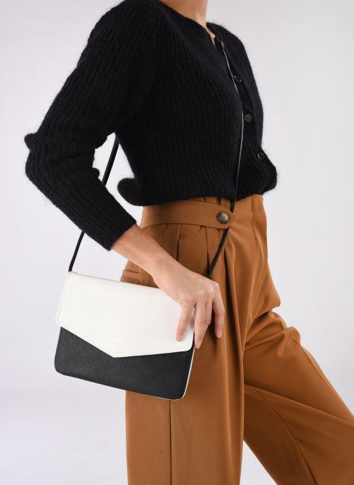 Handbags Esprit Lara Clutch White view from underneath / model view
