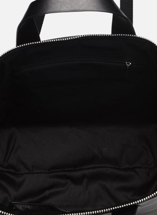 Handtaschen Esprit Lena Shopper schwarz ansicht von hinten