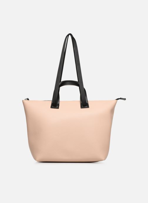 Handtassen Esprit Lena Shopper Beige voorkant
