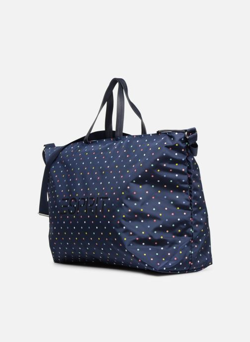 Sports bags Esprit Cleo Weekend Blue model view