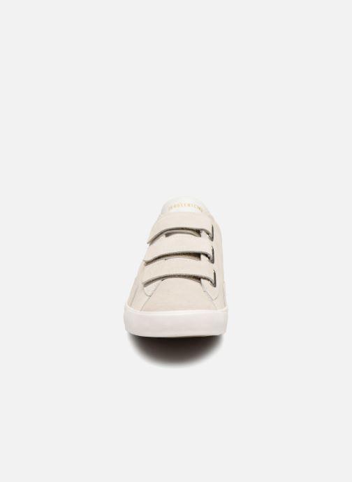 Baskets 0-105 Clay Strap Beige vue portées chaussures