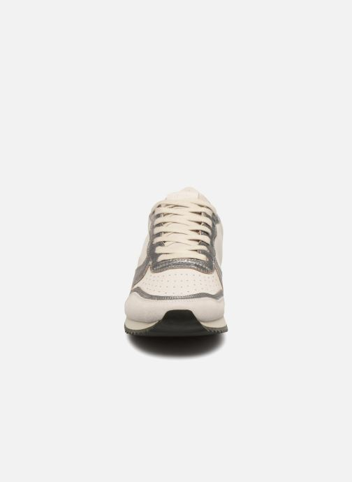 Baskets 0-105 Run-Mc Blanc vue portées chaussures