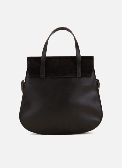 Handbags 70/30 Eleonora Black front view