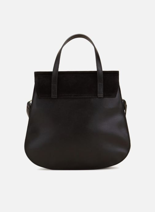 Handbags 70/30 Eleonora Black front view