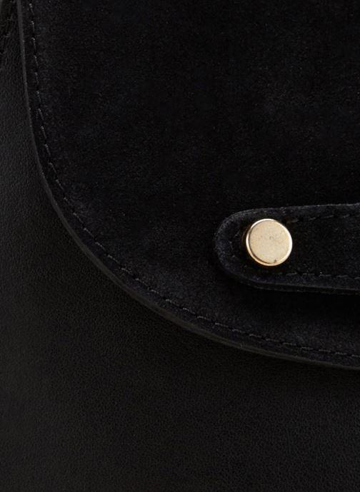 Handtaschen 70/30 Eleonora schwarz ansicht von rechts