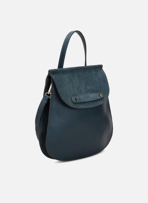 Handbags 70/30 Eleonora Green model view
