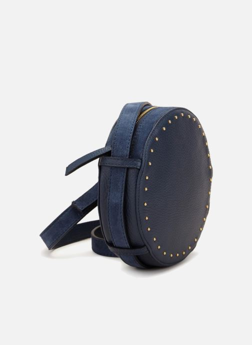 Sacs à main 70/30 Valentina Bleu vue portées chaussures