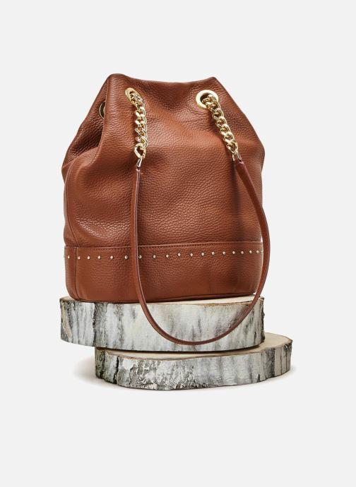 Handtaschen 70/30 Rebecca braun schuhe getragen