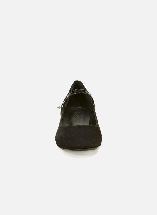 Ballerines 70/30 Kim 2 Noir vue portées chaussures