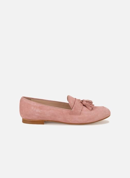 Loafers 70/30 Grasse Pink back view