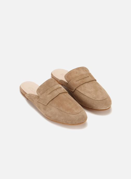 Wedges 70/30 Cabourg Beige detail