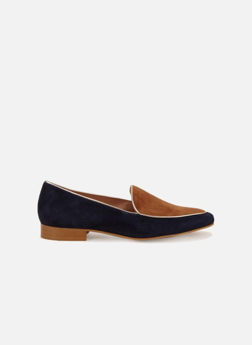 Loafers 70/30 Granville Blue back view