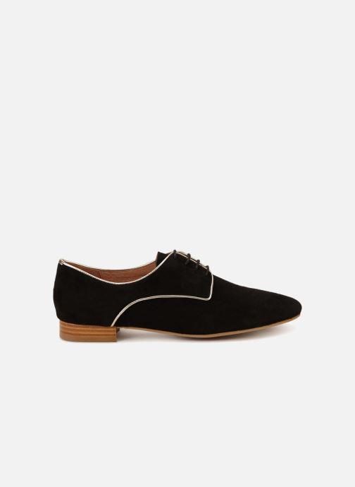 Chaussures à lacets 70/30 Vernon Noir vue derrière