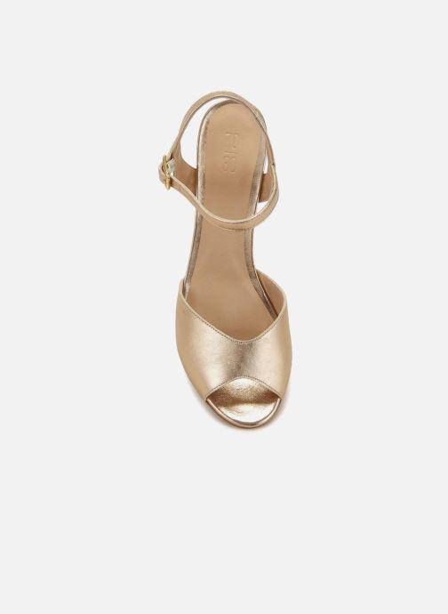 70 30 Concarneau (Gold bronze) bronze) bronze) - Sandalen bei Más cómodo aa73f2