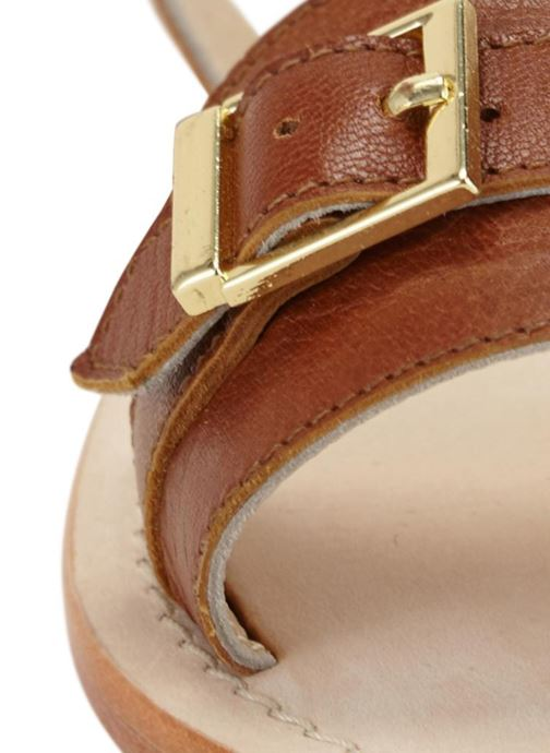 Sandales et nu-pieds 70/30 Ales Marron vue droite
