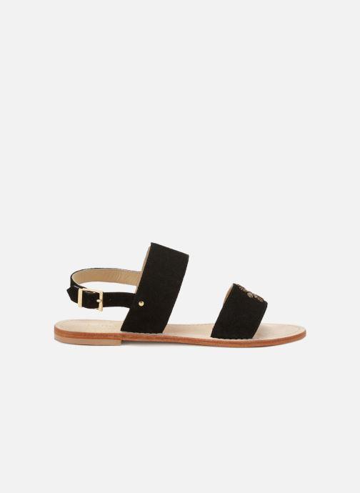 Sandales et nu-pieds 70/30 Hyeres Noir vue derrière