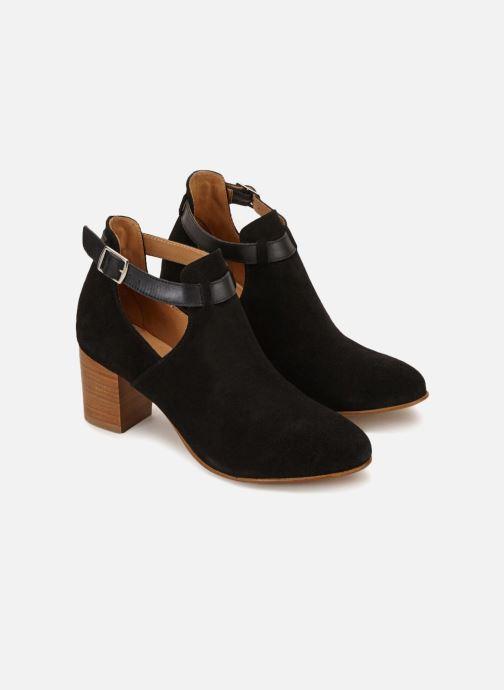 Bottines et boots 70/30 Martigues Noir vue détail/paire