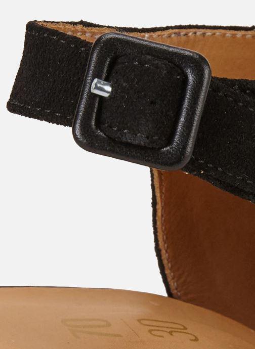 Sandales et nu-pieds 70/30 Palavas Noir vue droite