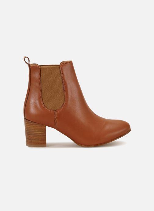 Bottines et boots 70/30 Etretat Marron vue derrière