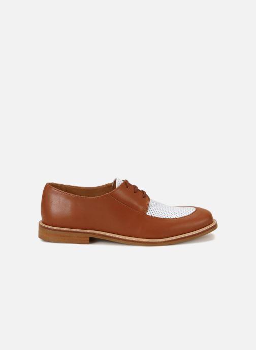 Chaussures à lacets 70/30 Gatsby Marron vue derrière
