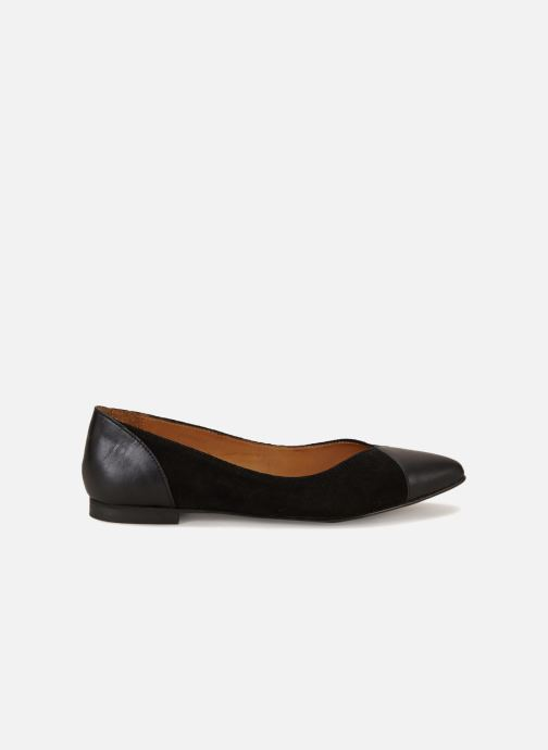 Ballet pumps 70/30 Isadora Black back view