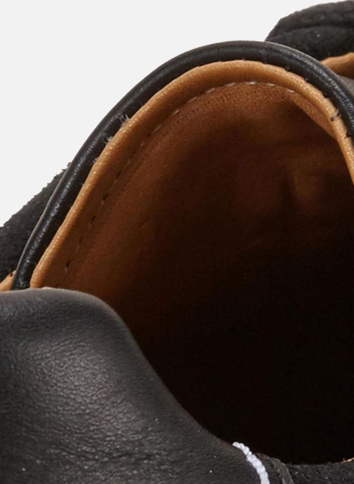 Baskets 70/30 Ouessant Noir vue droite