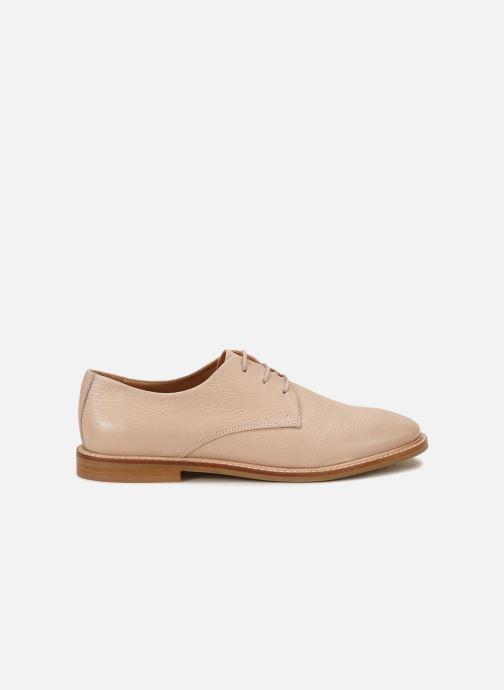 Chaussures à lacets 70/30 Avignon Rose vue derrière