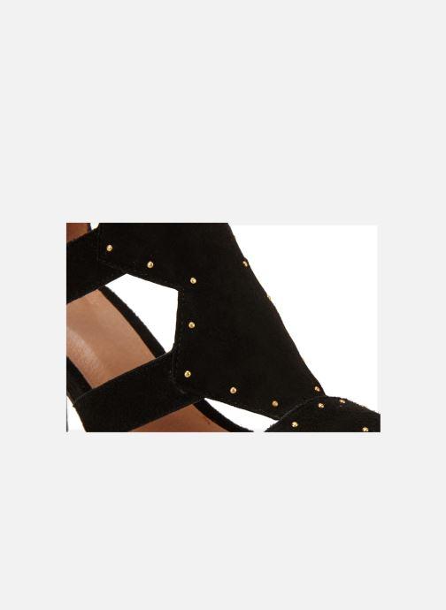 Sandales et nu-pieds 70/30 Eze Noir vue droite