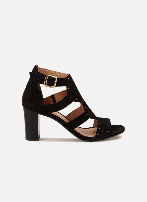 Sandales et nu-pieds 70/30 Eze Noir vue derrière