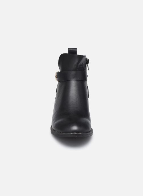 Stiefeletten & Boots I Love Shoes THAMILLE schwarz schuhe getragen